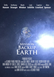 Mission Backup Earth - Poster Full small